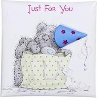 Магнит MTY Just For You - мишка роется в сумке